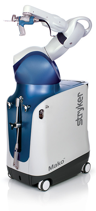 mako robot for knee replacement
